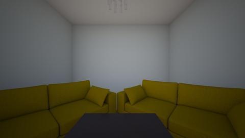 Living Room - Modern - Living room - by imhacker2007