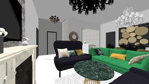 glamour apartment 2 - Glamour - by karinaoleneva