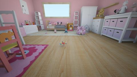 Lora - Modern - Kids room - by ililrodof