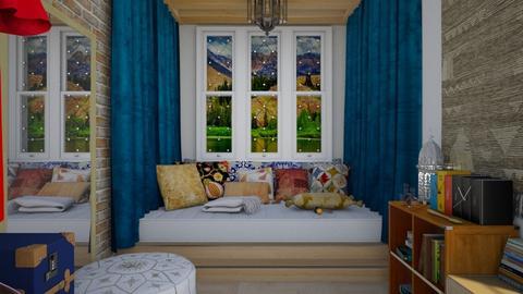 Teen - Bedroom - by Laurika