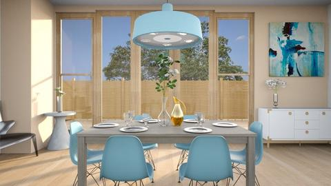 matias dining - Dining room - by BortikZemec