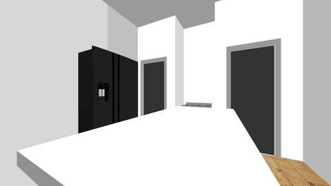 Kitchen In Progress - Kitchen - by katc102