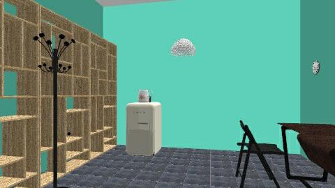 New Room - Modern - Living room - by Kelly Jane
