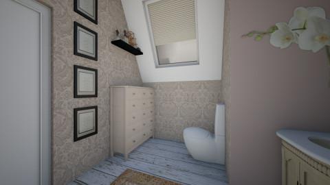 tiny 12 - Vintage - Bathroom - by Ripley86