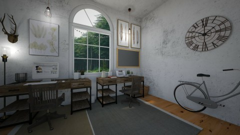 office m - by belavgeny