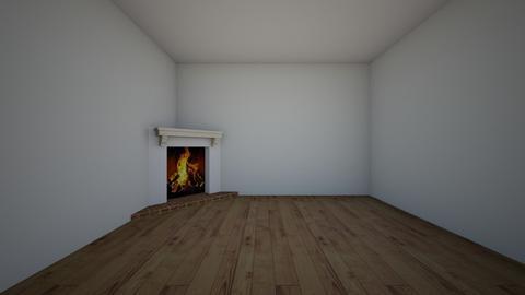 Christmas Living Room - Living room - by New York Mets