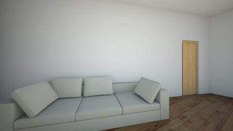 kassjksk - Living room - by Julia Sobierajska