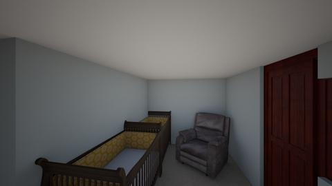 Nursery - Rustic - Kids room - by Shepherdg2