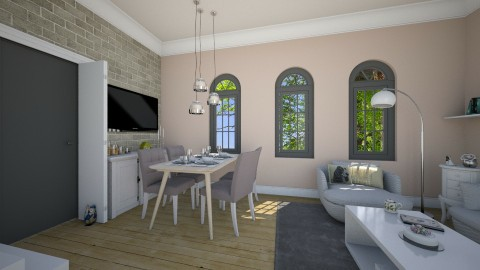 2016_10 kk - Living room - by MarMil25