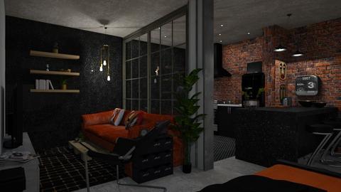 modern student flat - Modern - by jjannnii