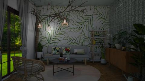 Living room - Eclectic - Living room - by Annathea