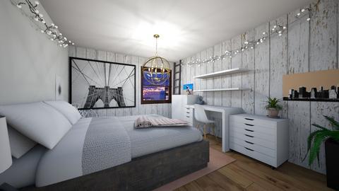 Bedroom - Bedroom - by 24aharvey