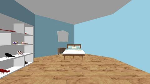 11393 - Bedroom - by PrincessNexus21