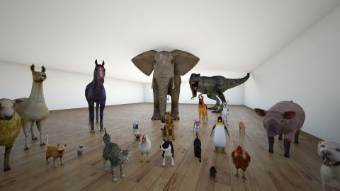 Zoo - Rustic - by elainaanne03