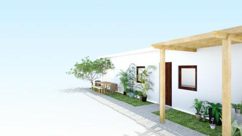 depan - Minimal - Garden - by shafira01