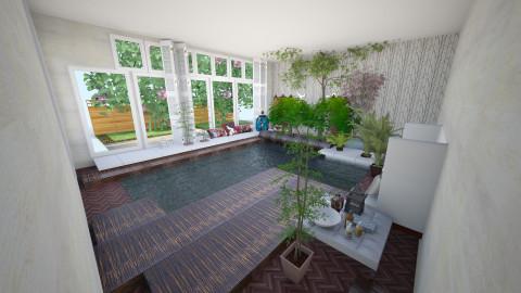 Paradise Remix - Glamour - Garden - by Remixraum