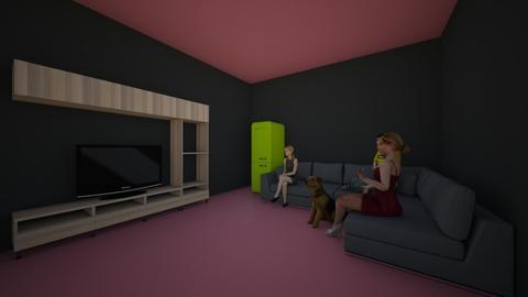 nick303 - Living room - by 10kozdim