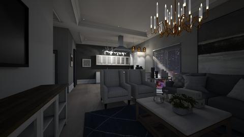 Nai - Living room - by peterlo