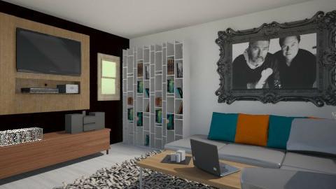 juice - Living room - by MadmoiselleStrange