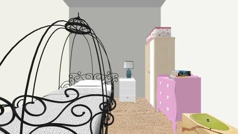 Upstairs - by ich und mien holz