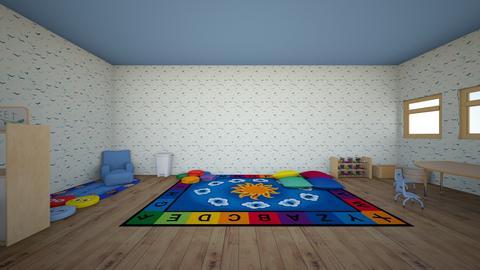 preschool 2019 - Kids room - by BBLWXAFHRMMERPTAYKDBMMWDXWZZCEK