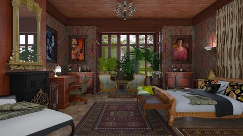 Classic new - Bedroom - by macus