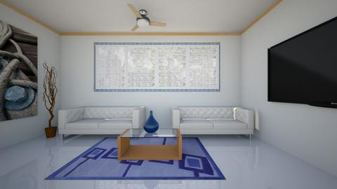 The afternoon smile - Modern - Living room - by MD Builder