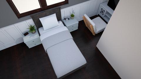 RYRY Room Design - Bedroom - by Ryan Pott