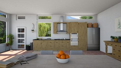 IP Artisan Kitchen - Kitchen - by Sarah Anjuli Gailey