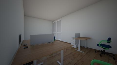 office - Office - by owlbennett
