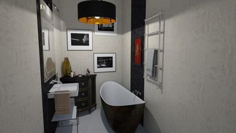 Small Bathroom - Modern - Bathroom - by ewcia3666