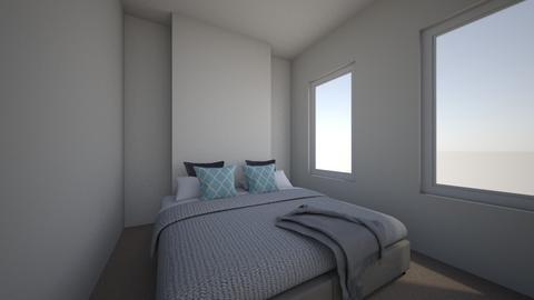 Trial01 - Bedroom - by AlphaDog0127