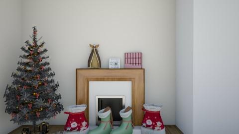 The Christmas Farm House - by jassruffa