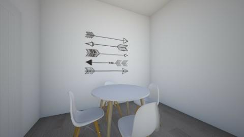 Dining room_1 - Living room - by Daniela Martins