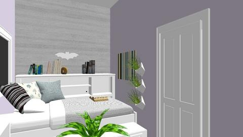 RZ acctual room - Bedroom - by LexieB123