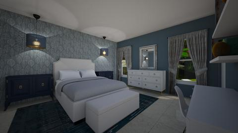 Dreamsofblue Daisy Arias - Classic - Bedroom - by Daisy de Arias
