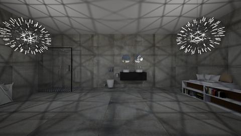 Modern  - Modern - Bathroom - by zaryah