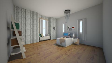Lillyhockeys room - Bedroom - by Megan Kndsen
