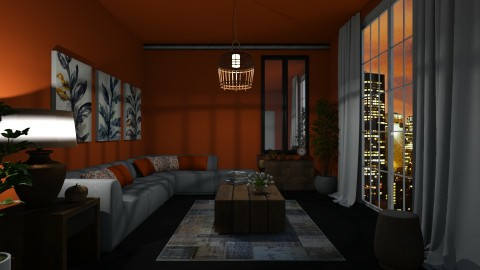 OLR22 - Living room - by Nard8A