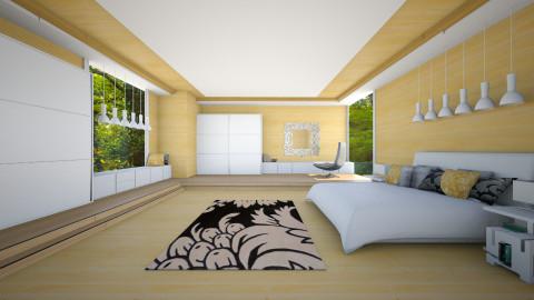 minimalism - Bedroom - by Elvira  Elvira