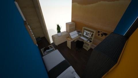 my room - Bedroom - by duck20