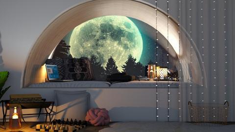 Goodnight Moon - by _Wanderlust_