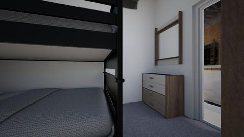 Bedroom 6 - Living room - by Sally Haridi