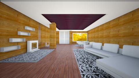 Su pear lee ving rum - Living room - by Balthazar Pays