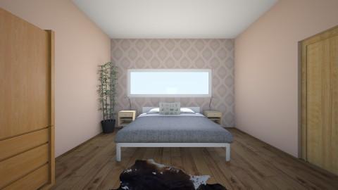 SantaFe Bedroom - Bedroom - by beastefanick