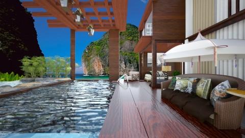 thailand resort - Modern - by sometimes i am here