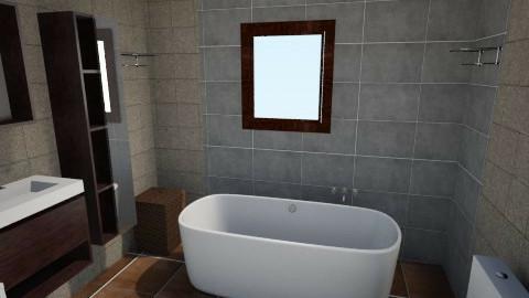 bathroom view2 - Bathroom - by lucian_serpi