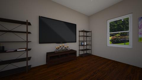 ferlkfjg - Living room - by MonseMireles