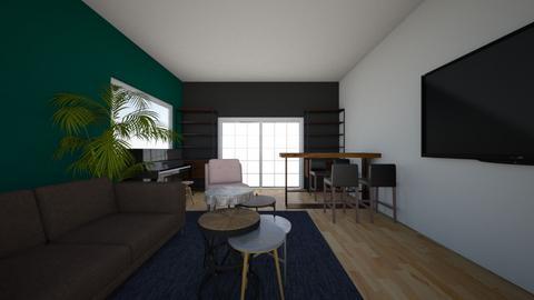 Artclass - Living room - by RPrulleke
