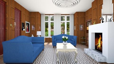 Mansion Living Room - Living room - by SammyJPili